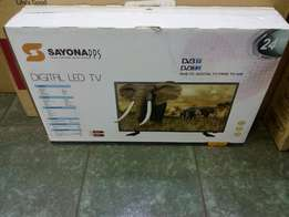 Offer:Sayona 24 Inches Digital Tv Brand New at My Shop