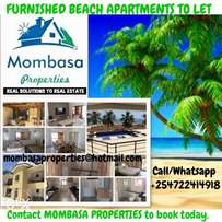 Furnished Sea View Apartments