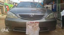Toyota Camry 03 big daddy Registered