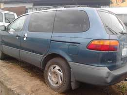 Sharp Registered Toyota Sienna 1999 Model For Sale