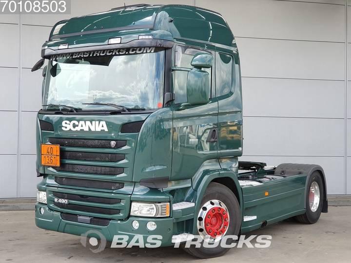 Scania R480 4X2 Retarder ACC Xenon Euro 5 - 2013