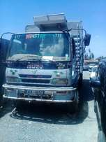 Isuzu FVZ Truck Mguu 10 on Sale