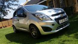 Chevrolet spark 2014 model in good condition