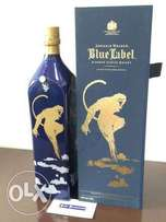 Johnnie Walker Blue Label Monkey Limited Edition Whisky 1lt for sale  Pretoria East