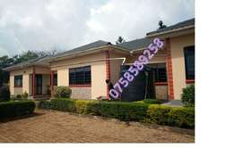 self contained double house in kisasi at 350k ugx