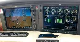 Cirrus certified pre-owned aircraft 2008 cirrus sr22 g3 gts full glass