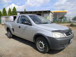 2007 Opel Corsa Utility 1.4 for R49,999 Trade ins welcome