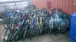 Ex -UK Bicycles
