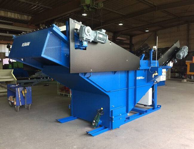 Remav Lightweights Separator La1200 - La1400 - 2019