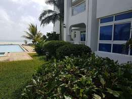 OCEANIC FRONT 3 bedroom fully furnished apartment For long term let