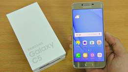 Samsung galaxy C5 with warranty