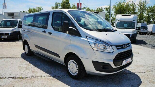 Ford Transit Custom 2.2TDCI L2H1 9 sitze / klima - 2014