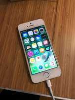 Apple iPhone 5S 32GB Silver (UNLOCKED)