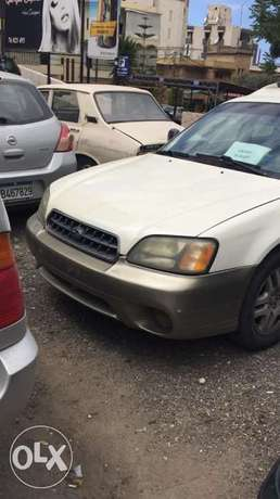 for sale subaru outback بحالة جيدة
