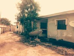 4 units of two bedroom flats for sale with original CofO