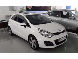 2014 Kia Rio Tec 1.4 Manual Hatch Sunroof