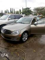 Very clean and smart Mercedes Benz C300 4matic