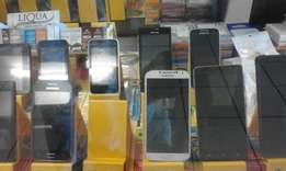 Phones for sale in shop