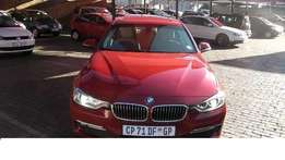 Bmw 320d luxury line a/t (f30)