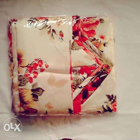 6by6 bedsheets with four pillowcases Lagos Mainland - image 1