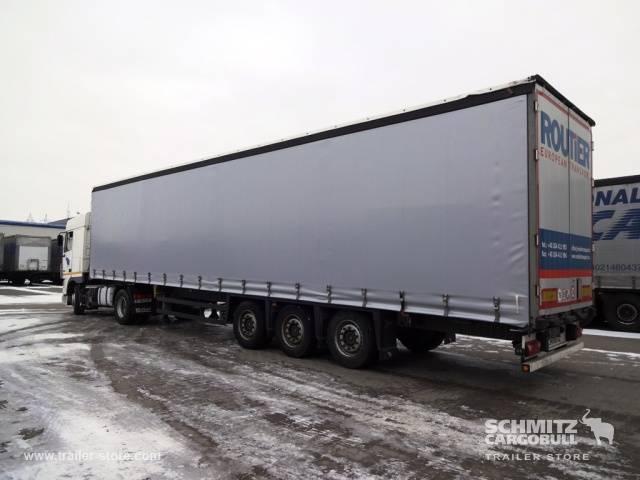 Schmitz Cargobull Semitrailer Prelată culisantă standard - 2015