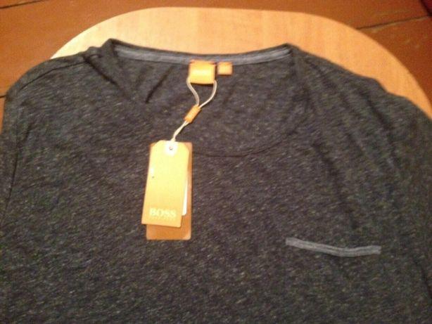 Мужская новая футболка Hugo Boss(100% оригинал) Одеса - зображення 1 86a2b17149727