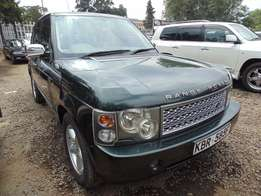 Range Rover Vogue 2004 Model