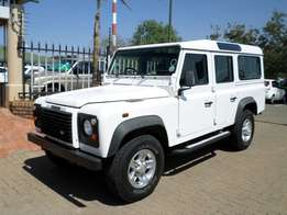 Land Rover Defender 110 S/W