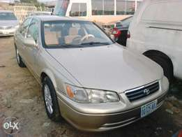 A clean Toyota Camry auto drive ac OK