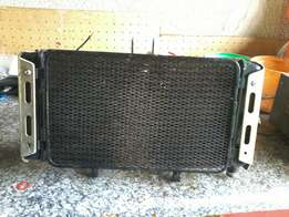 Suzuki bandit 400 radiator complete for sale