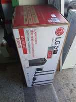 Brand new LG home theatre 1000watts four tall speakers.