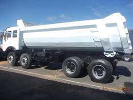 Powerstar Twin steer 20 cube Tippers for sale