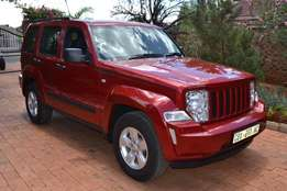 2010 Jeep Cherokee 2.8 CRD Sport for sale