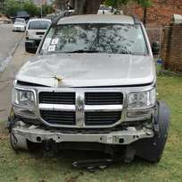 Dodge Nitro Stripping for Used Spares