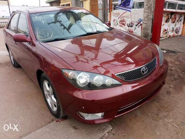 Tincan Cleared 2005 Toyota Camry Sport Edition Big Daddy Ifako Agege - image 1
