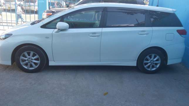 Toyota Wish KCJ registration Hire purchase Price 2010Model Mombasa Island - image 7