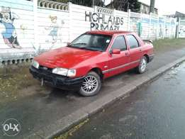 ford sapphire 2.0 5 speed stripping for spares