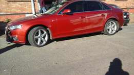 2010 Audi A4 2.0 sport T for sale at R140000