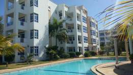 Furnished 3 bedroom beach apartments.