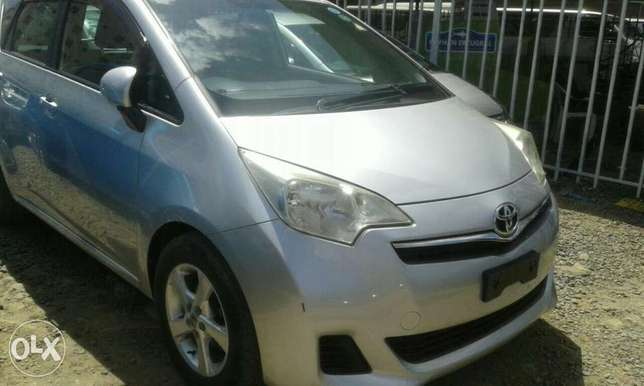 Toyota ractis kcp new shape Nairobi West - image 1