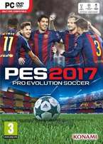 Computer Games PES 2017 PC With Patch Included