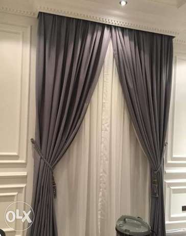 Popular curtain shop # We make new curtain With fixing available