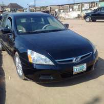 Neatly used hobnda Accord 2007 for sale