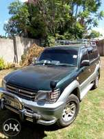 Very clean prado 95 on sale