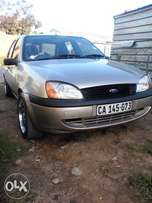 Ford fiesta 1.6 for sale in excellent condition