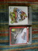 2 ps3 games for R220