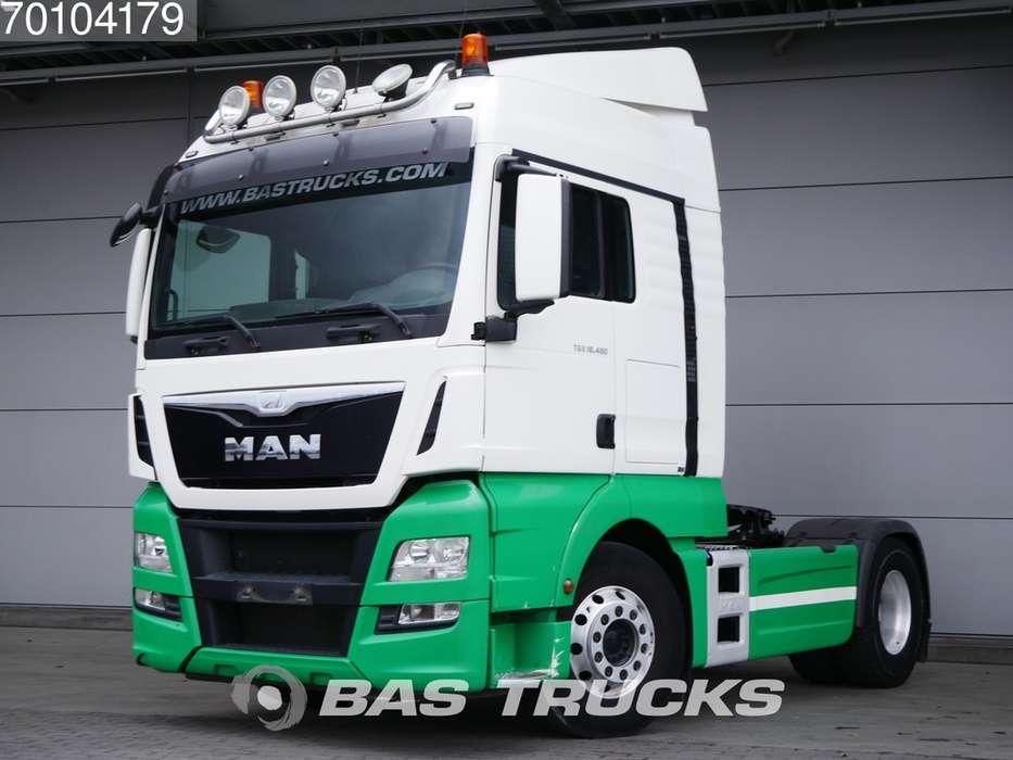 MAN TGX 18.480 XLX 4X2 Intarder Euro 6 - 2014