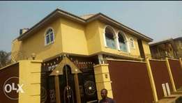 3 bedroom flat at Oke-itunu area Mokola