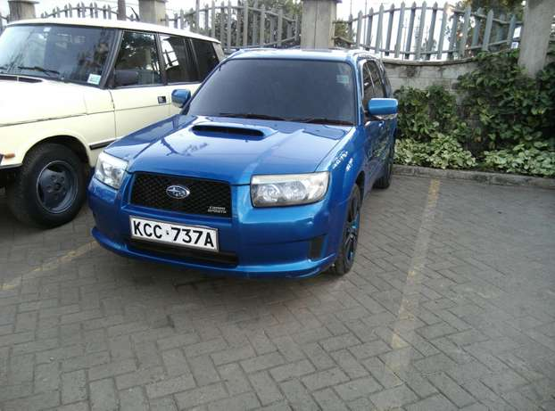 Subaru Forester 2007 Model In immaculate Condition Karen - image 4