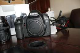 Brand new Canon EOS Mark ii with 28-105mm